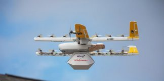 When it comes to delivery drones, Google's Wing is miles above the competition