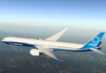 Boeing hails first test flight of 777X, world's largest twin-engine jet