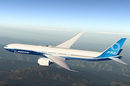 Boeing hails first test flight of 777X, world's largest twin-engine jet