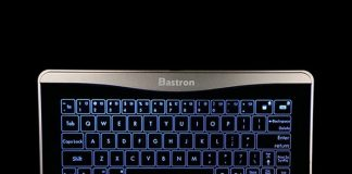 Save 30% on the Bastron Glass Smart Keyboard