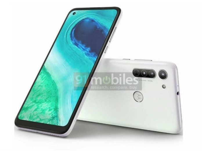 Leaked Moto G8 renders reveal a hole-punch display and triple camera array