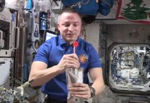Take a tour of the space station from the comfort of your own sofa