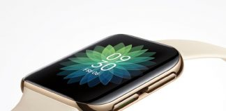 Oppo's smartwatch gets casually outed, and looks more than a little familiar