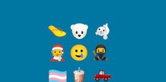 Emoji 13.0 adds polar bears, pickup trucks, bubble tea, and gender-neutral Santa
