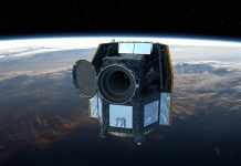 Europe's newest planet-hunting satellite opens its eyes for the first time