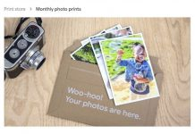 You can now get your best photos sent to you by Google free for 6 months