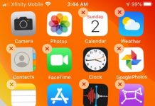 How to organize app icons on your iPhone