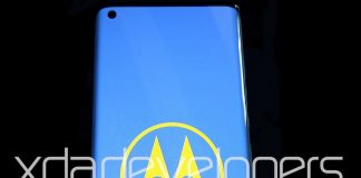 Motorola's next flagship with 90Hz wrap-around screen previewed in new leak