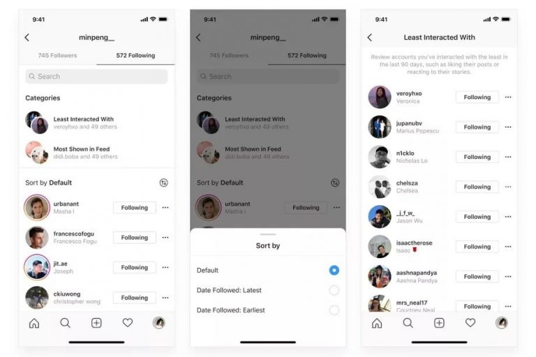 Instagram now lets you see why the same accounts keep appearing in your feed