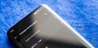 How to change the system language on your Android phone