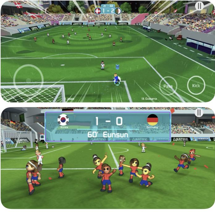 Retro-Inspired 'Charrua Soccer' is This Week's Addition to Apple Arcade