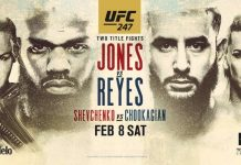 How to watch Jones vs. Reyes in UFC 247 online from anywhere tonight