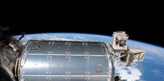 International Space Station upgrade brings near-real-time communication