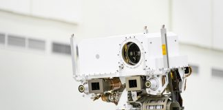 Why the Mars 2020 rover is armed with a high-powered laser