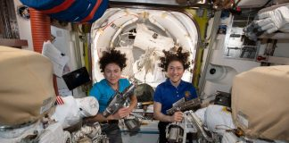 How the space industry is making space for women