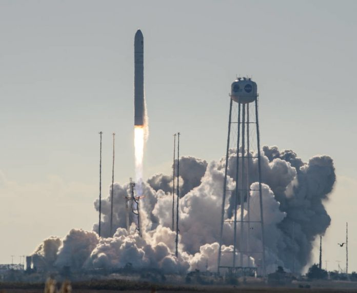 How to watch Northrop Grumman launch its 13th resupply mission to the ISS