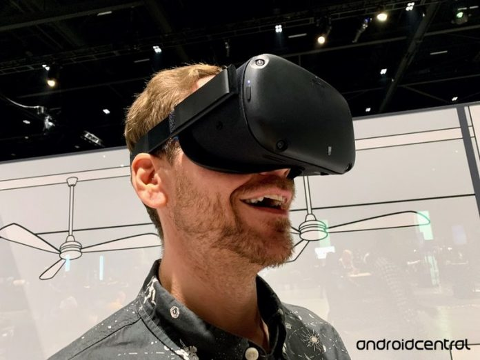 How to safely reduce light bleed on the Oculus Quest