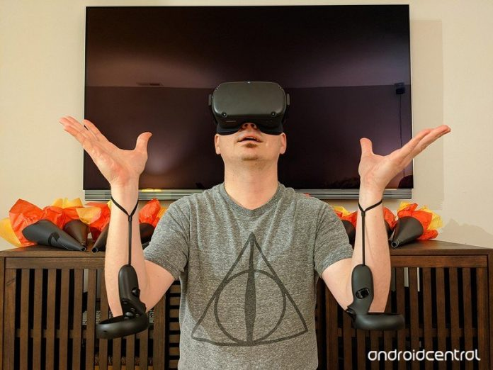 How to improve hand tracking on the Oculus Quest