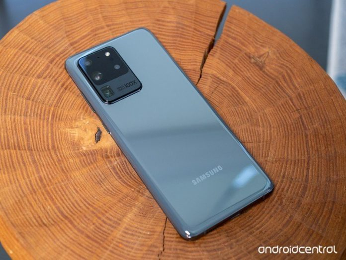 Samsung's Galaxy S20 phones have a 5-minute recording limit for 8K video