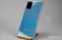 Samsung Galaxy S20 Plus in Blue