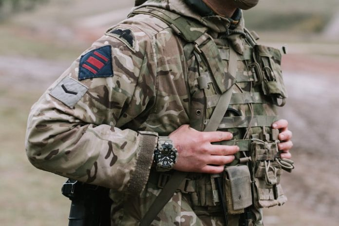Atten-shun! Casio and the British Army release limited-edition Mudmaster watch