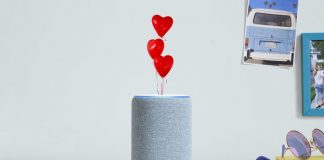 Use your smart speaker to make Valentine's Day a little sweeter