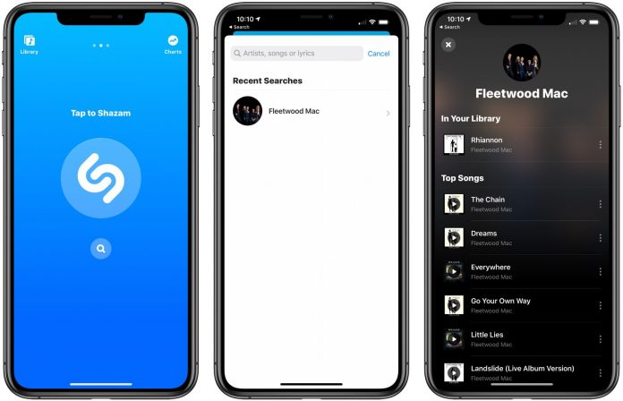 Apple Adds Search to Shazam App, Makes Forgotten Shazam Encore App Free to Download
