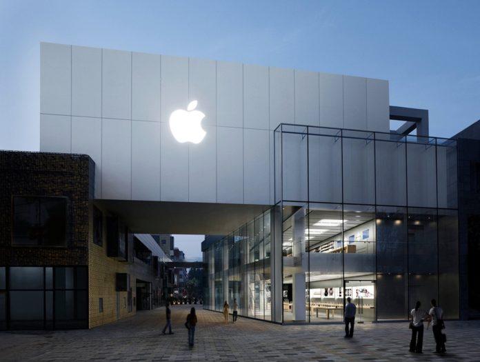 Apple Stores in Beijing Screening Customers for Fever Amid Coronavirus Outbreak