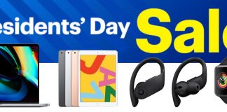 Deals: Presidents' Day Sale at Best Buy Offers Best Prices on MacBook Pro, iPad, Powerbeats Pro, and More