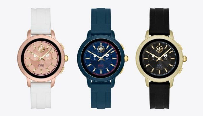 Tory Burch launches ToryTrack Tory Wear OS smartwatch for $295