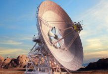 NASA's newest Deep Space Network antenna will receive laser signals from Mars