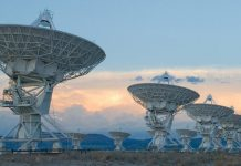 The Very Large Array will search for evidence of extraterrestrial life