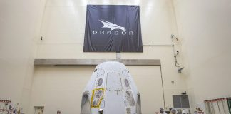 SpaceX's Crew Dragon capsule arrives in Florida for first manned mission