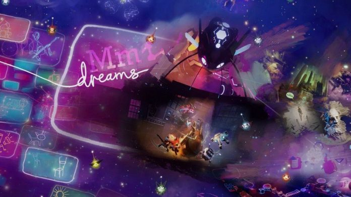 Dreams PSVR support is coming soon and the game is already running on PS5