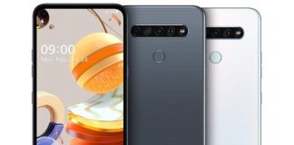 LG unveils new K-series phones with hole-punch displays, quad rear cameras