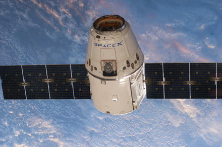 SpaceX will offer space tourism flights sooner than you think