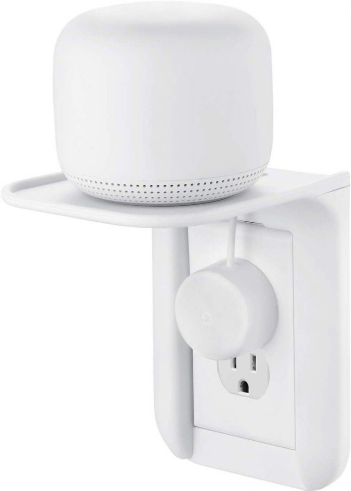 These are the mounts you should use to save space with your Nest Wifi