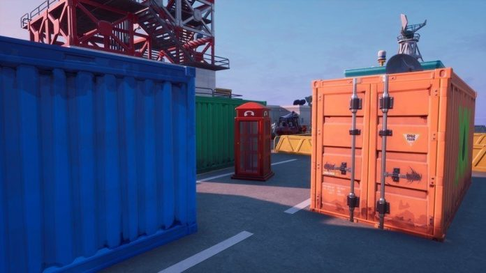 Where to find Phone Booths in Fortnite