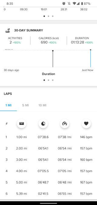 suunto 7 review workout treadmill run suunto app 3