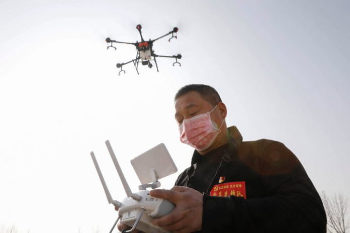 Using drones to detect coronavirus? It's not as crazy as it sounds