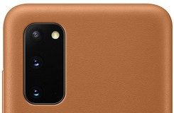 These are all the first-party Galaxy S20 cases available now