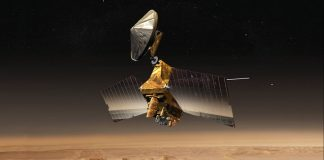 NASA's Mars Reconnaissance Orbiter is taking a two-week vacation for maintenance