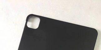 Alleged 2020 iPad Pro Case Leaks Suggesting Square-Shaped Camera Setup