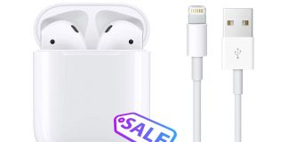 Deals: AirPods With Charging Case Available for Low Price of $129.98 on Amazon ($29 Off)