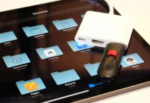 How to use external storage with an iPhone or iPad