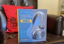 Treblab E3 Noise Canceling Headphones review