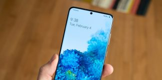 The Samsung Galaxy S20 Ultra's 120Hz display is a big drain on the battery