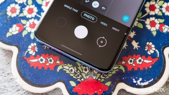 How to change and edit camera modes on the Galaxy S20