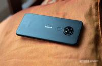 Nokia 7.2 profile shot of back of phone