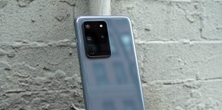 The Galaxy S20 has a Samsung-built security chip that makes it incredibly s